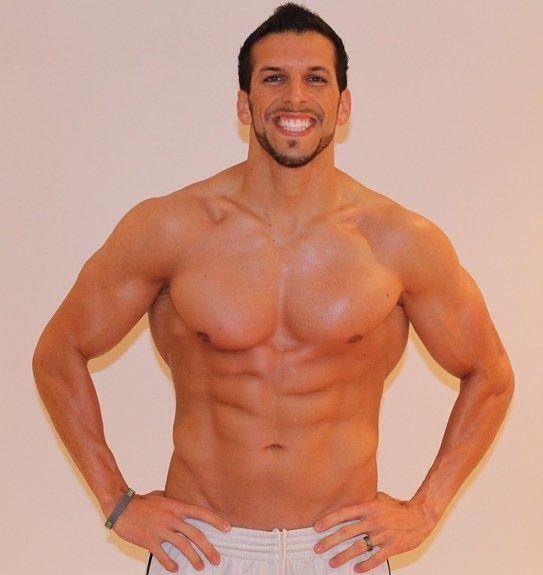 Personal Trainer volta ao peso normal após experimentar obesidade 29