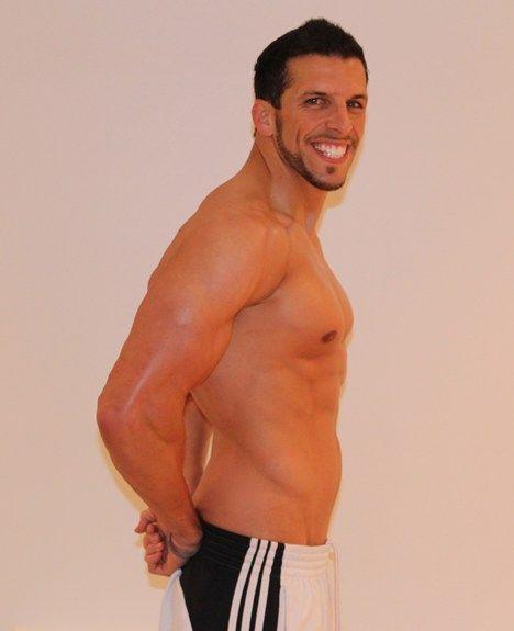 Personal Trainer volta ao peso normal após experimentar obesidade 30