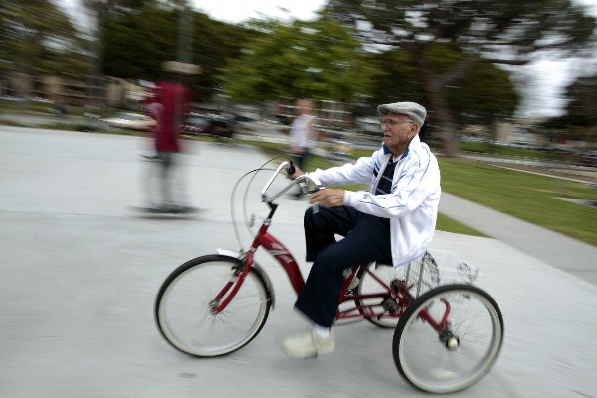20 idosos incríveis que provaram que a idade é apenas um número 03