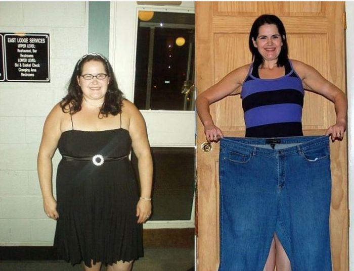 Antes e depois de incríveis transformações físicas 2 04