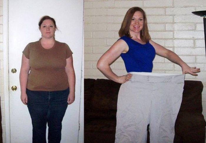 Antes e depois de incríveis transformações físicas 2 06