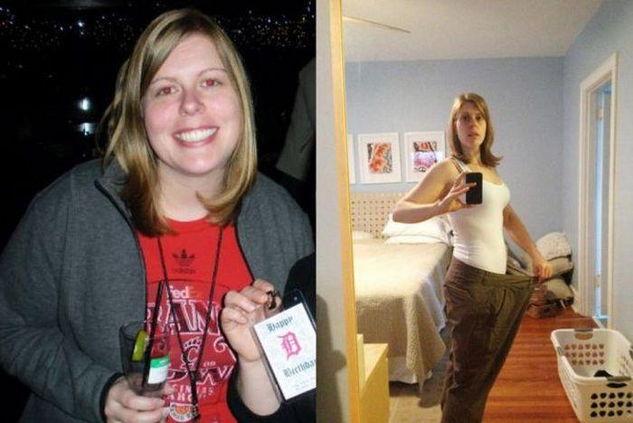 Antes e depois de incríveis transformações físicas 2 10