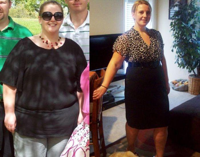 Antes e depois de incríveis transformações físicas 2 13