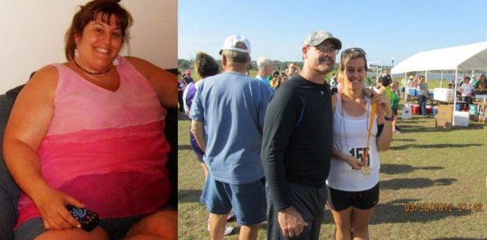 Antes e depois de incríveis transformações físicas 2 14