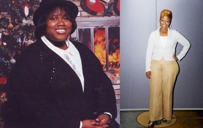 Antes e depois de incríveis transformações físicas 2 17
