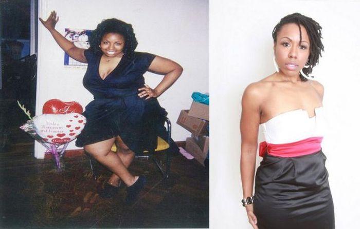Antes e depois de incríveis transformações físicas 2 18