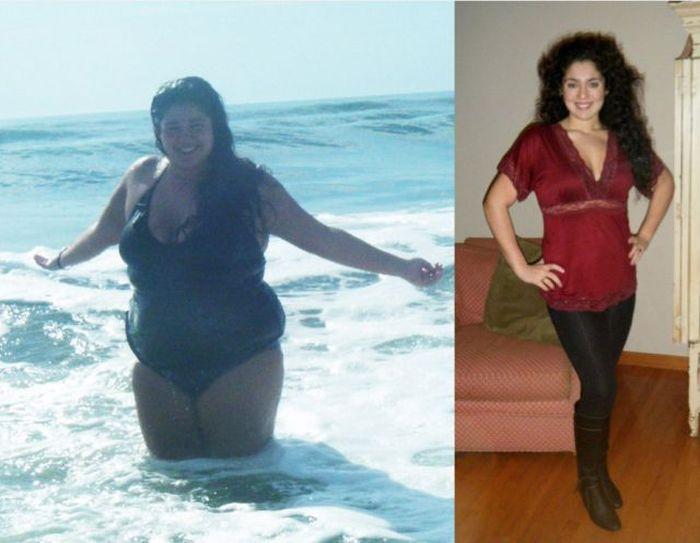 Antes e depois de incríveis transformações físicas 2 24