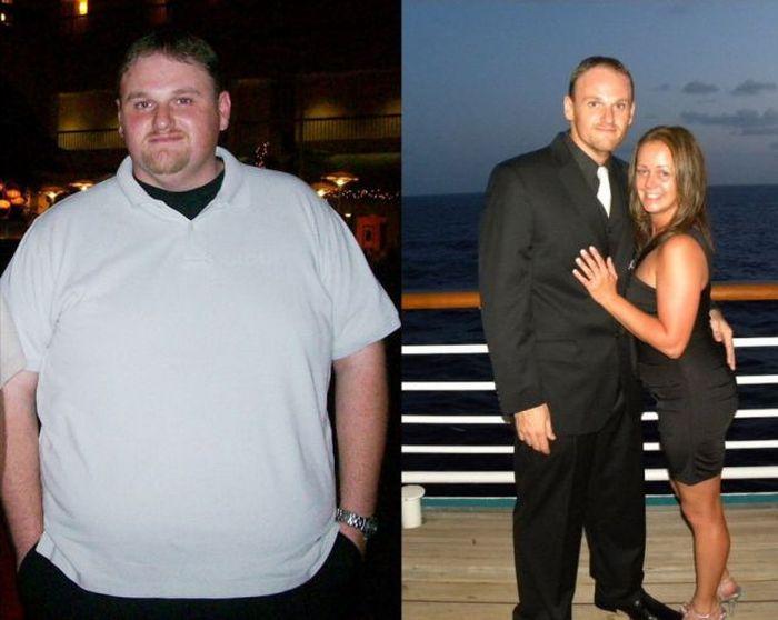 Antes e depois de incríveis transformações físicas 2 25