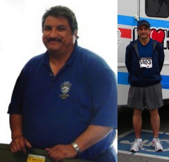 Antes e depois de incríveis transformações físicas 2 26