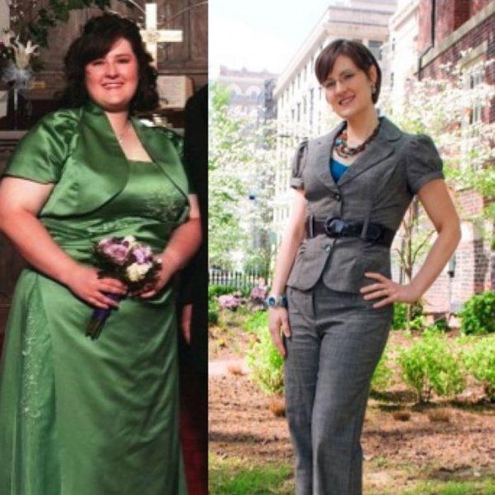 Antes e depois de incríveis transformações físicas 2 27