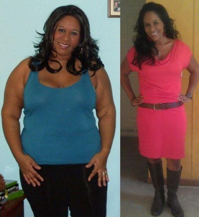 Antes e depois de incríveis transformações físicas 2 28