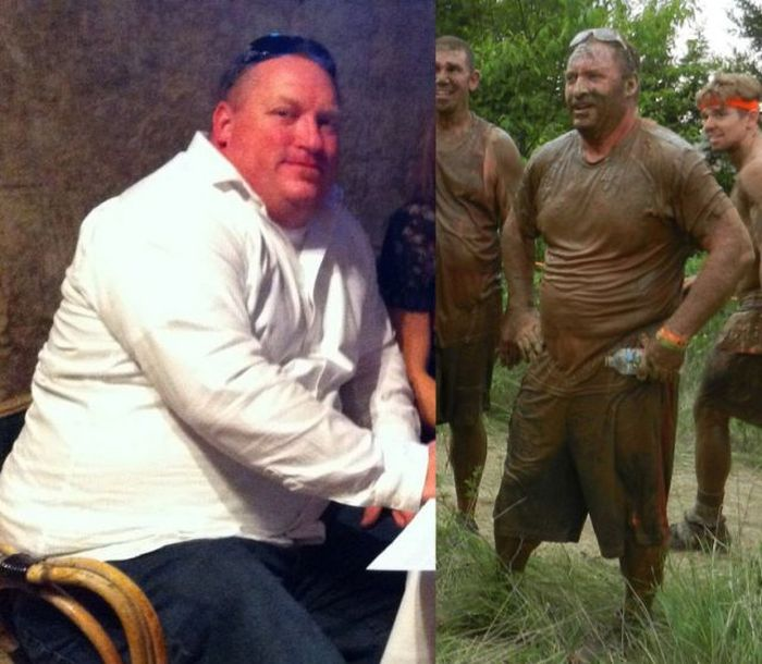 Antes e depois de incríveis transformações físicas 2 29