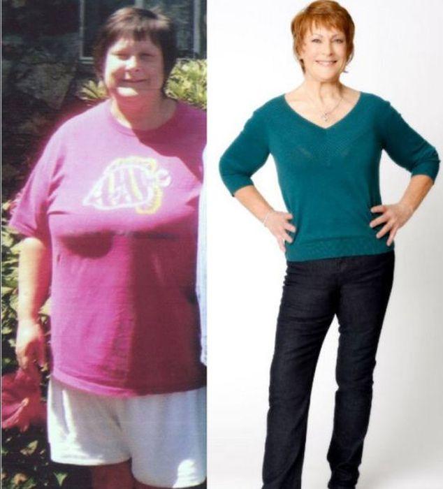Antes e depois de incríveis transformações físicas 2 30