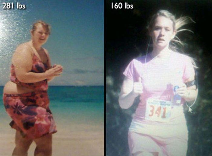 Antes e depois de incríveis transformações físicas 3 28