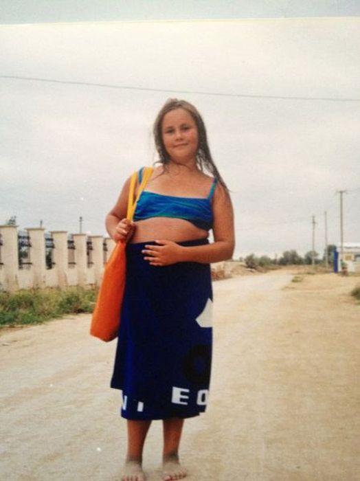 A perda de peso surpreendente de uma garota russa 02