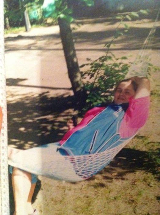 A perda de peso surpreendente de uma garota russa 05