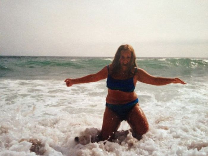 A perda de peso surpreendente de uma garota russa 09