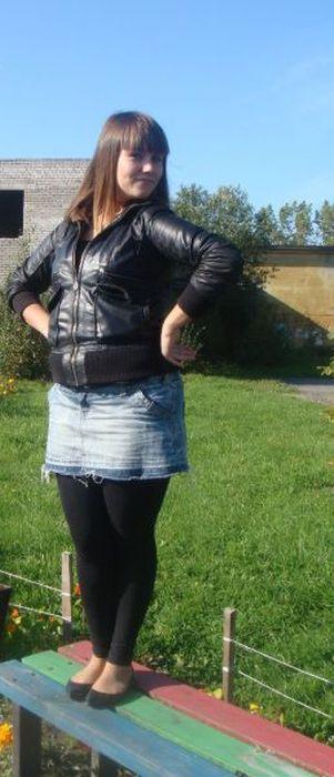 A perda de peso surpreendente de uma garota russa 12