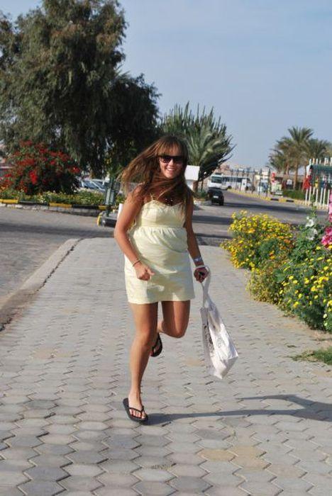 A perda de peso surpreendente de uma garota russa 16