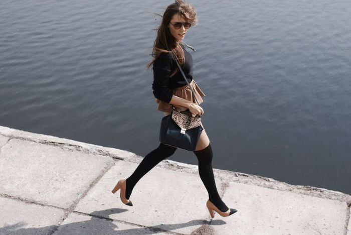 A perda de peso surpreendente de uma garota russa 24