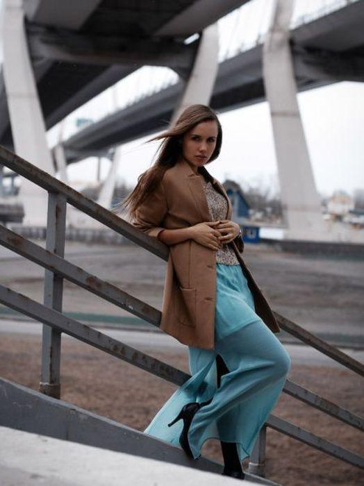 A perda de peso surpreendente de uma garota russa 25