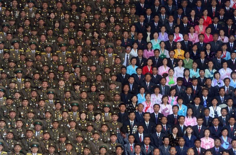 Coréia do Norte, né?