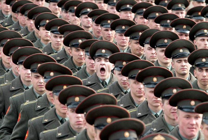 Você acaba de bocejar.