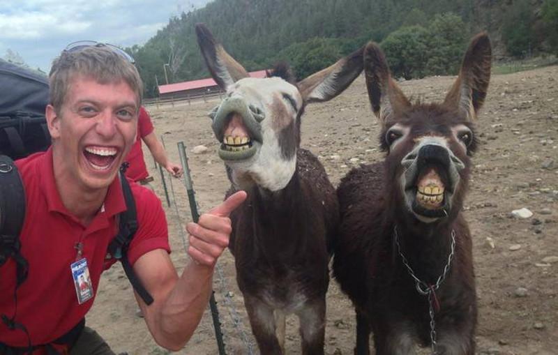 Selfie cozamigo.