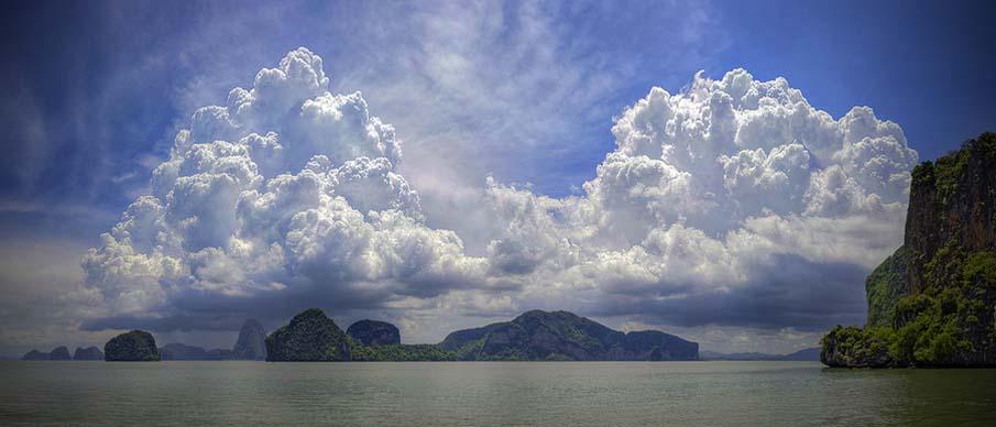 50 fotografias surpreendentes III - O reino da Tailândia