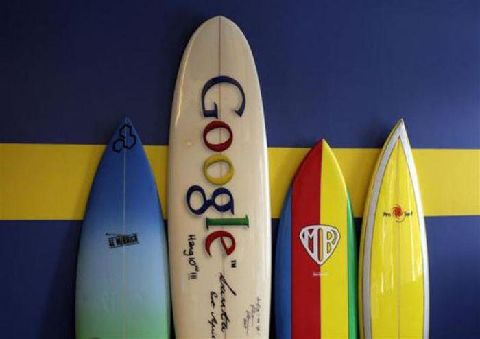 Escritórios Google pelo mundo 25