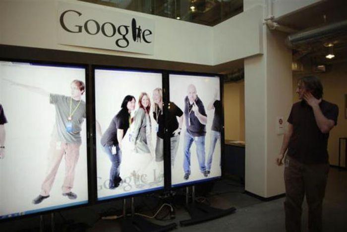 Escritórios Google pelo mundo 35