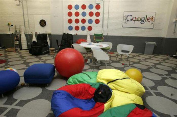 Escritórios Google pelo mundo 37