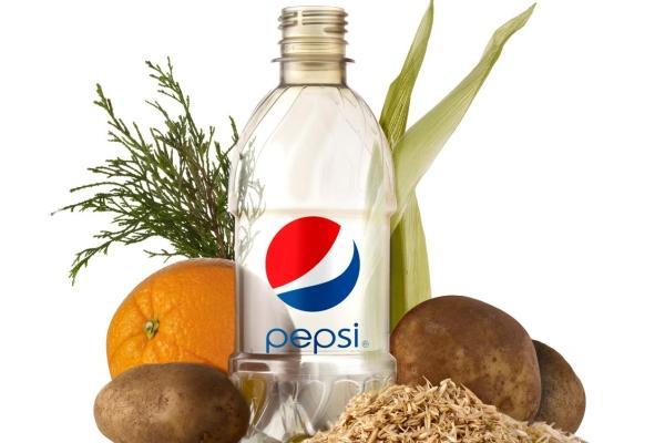 Pepsi dará adeus às garrafas PET