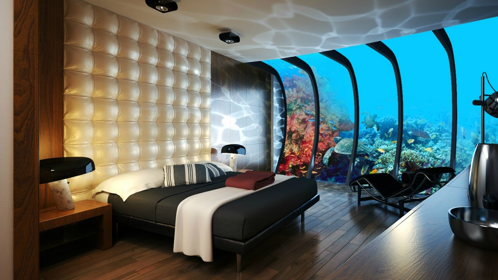 Hotel futurista submarino de Dubai 04