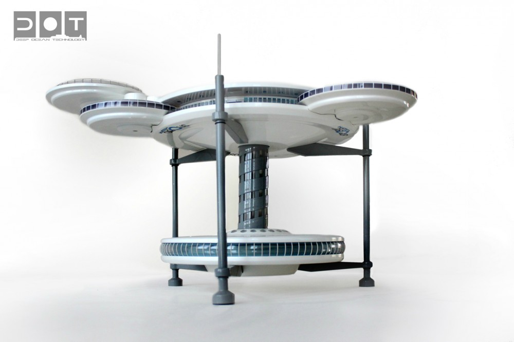 Hotel futurista submarino de Dubai 14