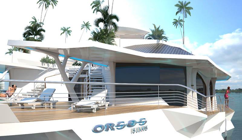 Orsos: uma ilha móvel flutuante 02