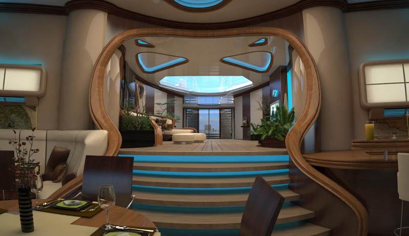Orsos: uma ilha móvel flutuante 13