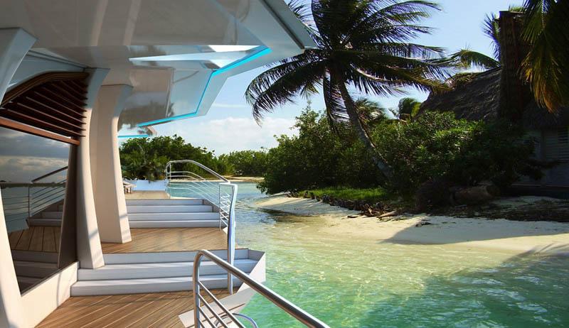 Orsos: uma ilha móvel flutuante 17
