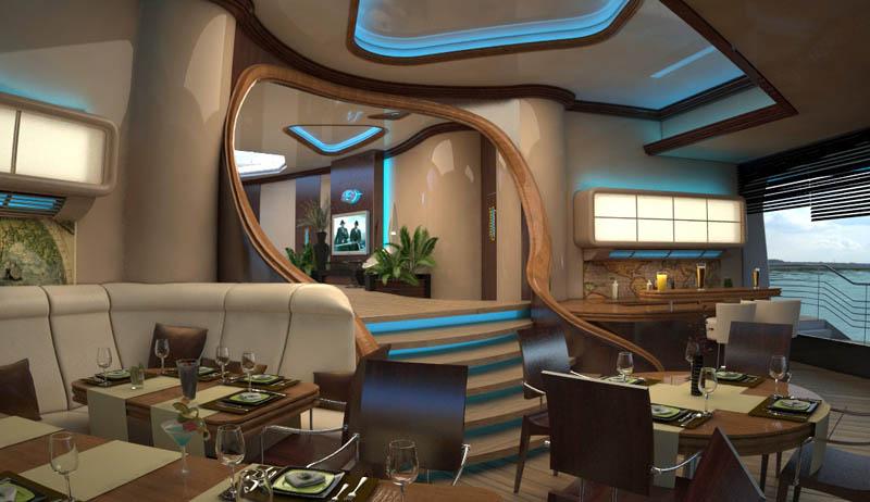 Orsos: uma ilha móvel flutuante 25