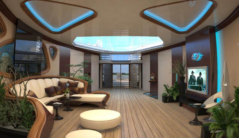 Orsos: uma ilha móvel flutuante 27