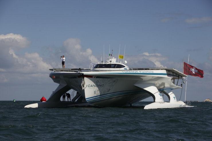 Maior barco do mundo movido a energia solar 03