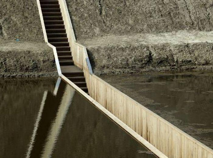 A surpreendente ponte Moisés que divide as águas 05