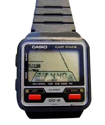 Os primeiros relógios digitais: os modelos mais míticos da CASIO