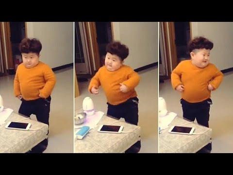 O mini Kim Jong-un que conquistou as redes sociais