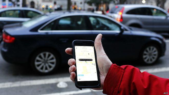 Uber se converte no transporte público de uma cidade canadense: saía mais barato do que pôr ônibus