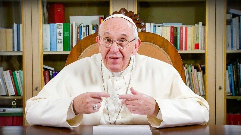 Papa Francisco abraça a ciência e quebra tabus com uma palestra TED