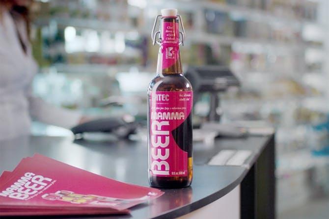 Mamma Beer - Uma cerveja desenvolvida especificamente para pacientes com câncer