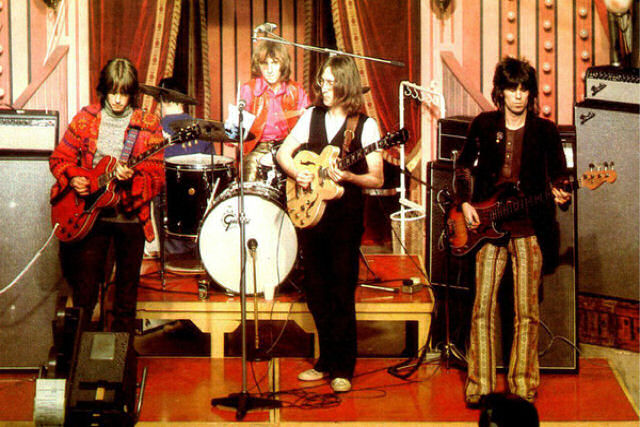'The Dirty Mac': o dia em que John Lennon, Eric Clapton, Keith Richards e Mitch Mitchell tocaram juntos ao vivo