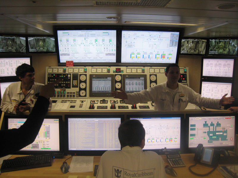 Allure of the Seas: nos bastidores do maior navio de cruzeiros do mundo 26