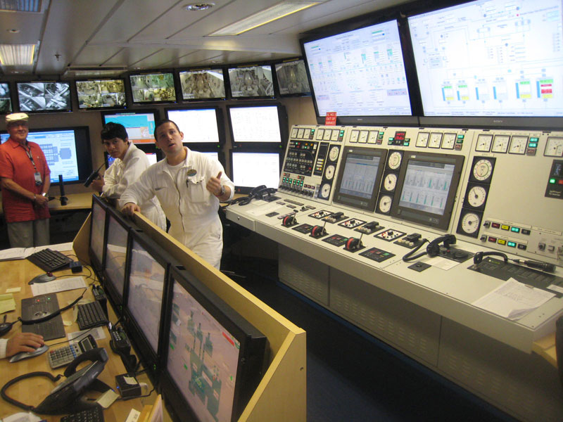 Allure of the Seas: nos bastidores do maior navio de cruzeiros do mundo 28